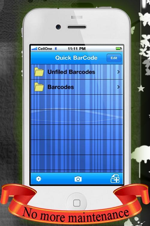 Barcode Scanner ₸ screenshot-3