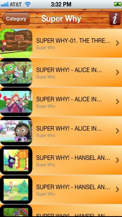 Kids Video Play