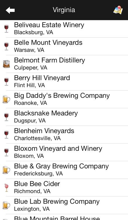 theCompass Alcohol Locator screenshot-3