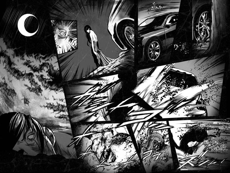 Scar Cinematic V1 : HD Graphic Novel screenshot-3