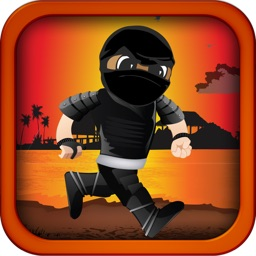 Ninja Run - The Clumsy Mutant Kid