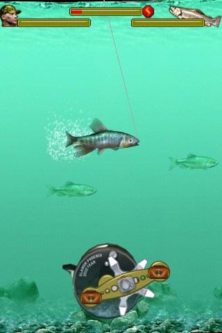 神の釣り師のおすすめ画像1