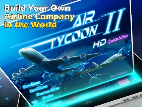 Screenshot #1 for Air Tycoon 2 HD