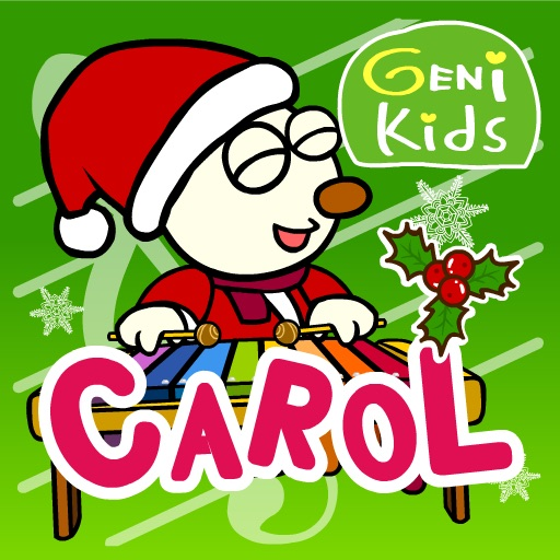 Genikids Christmas Carol for iPad