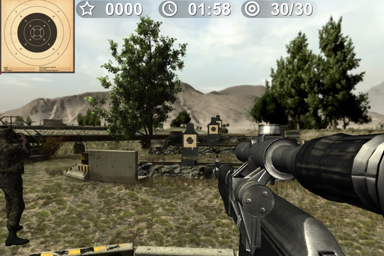 Arma 2: Firing Range screenshot-0