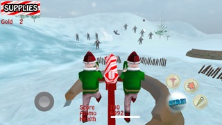 Aaargh! Santa vs Zombie Pirates-1