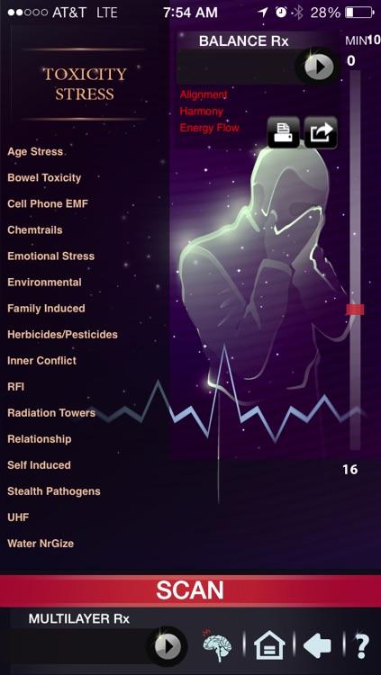 Quantum iNfinity App screenshot-4