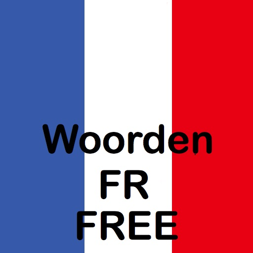 Woorden FR Free (French Course)