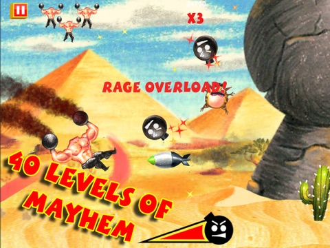 Serious Sam: Kamikaze Attack! для iPad