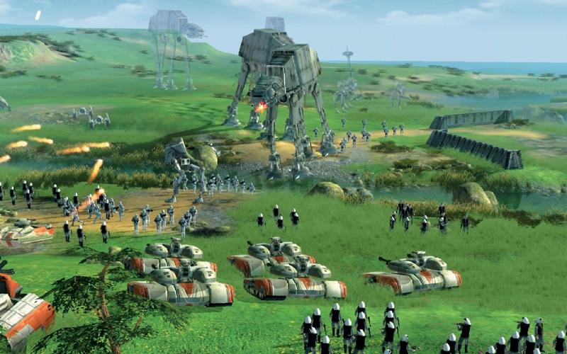 Screenshot #4 for Star Wars®: Empire At War