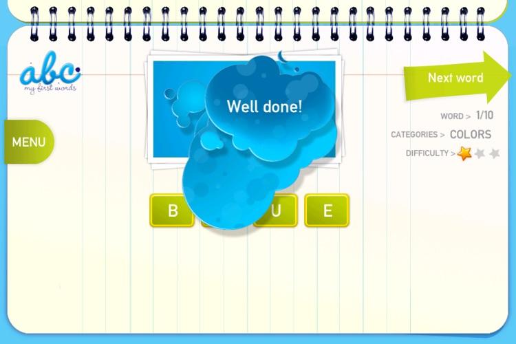 ABC: my first words screenshot-3