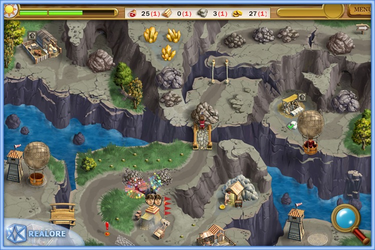 Roads of Rome screenshot-3