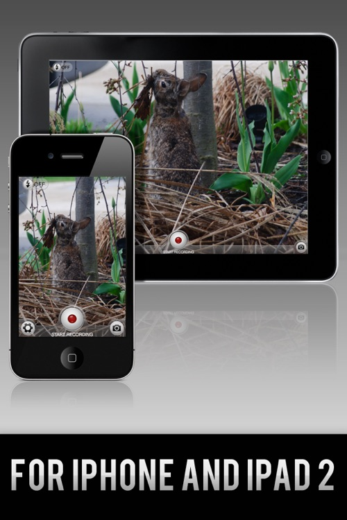 RecordNow - Quickest and Simplest Video Recorder