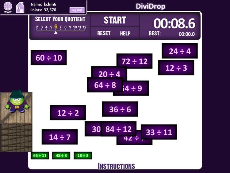 DigitWhiz Math screenshot-4