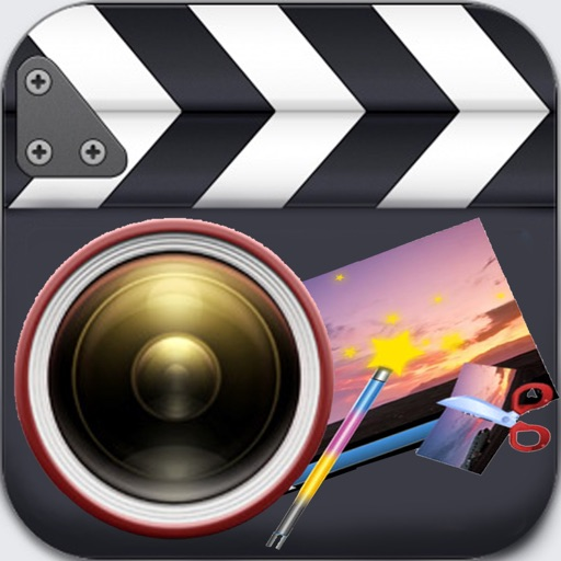 Animated Video Editor Lite icon