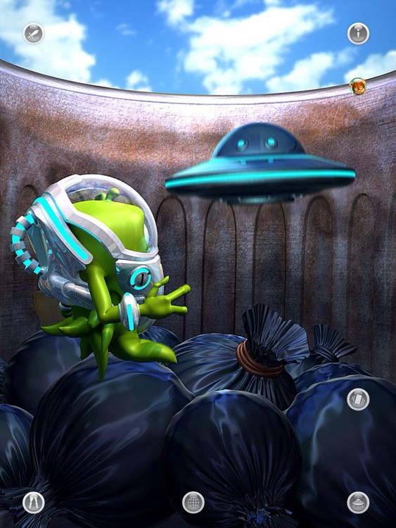 Talking Al the Alien HD FREE screenshot-3