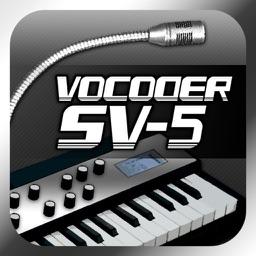Vocoder Synthesizer SV-5