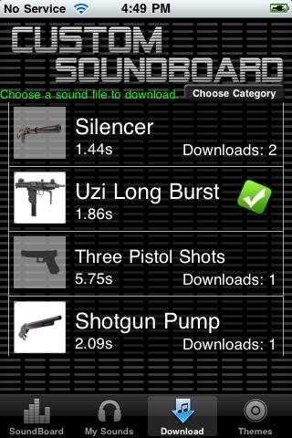 Custom Soundboard screenshot-3