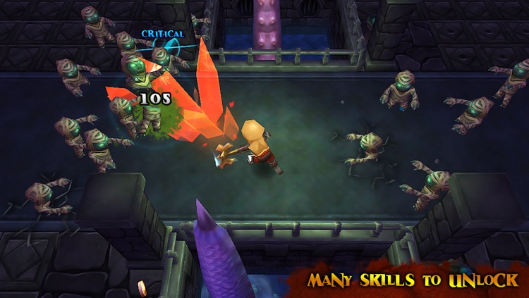 Pocket RPG iPhone Edition screenshot-2