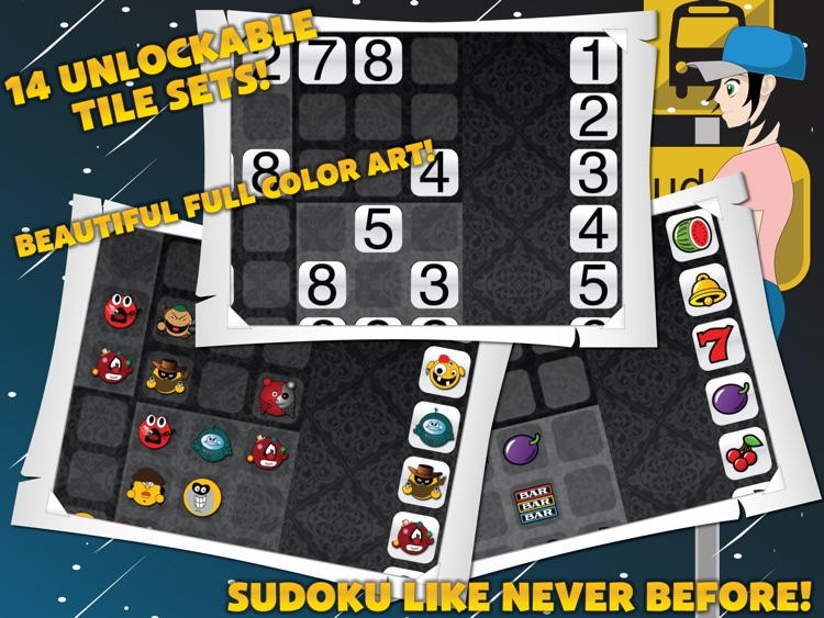Sudoku Story Deluxe screenshot-0
