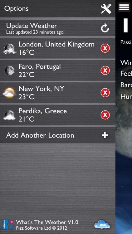 What's The Weather screenshot-4