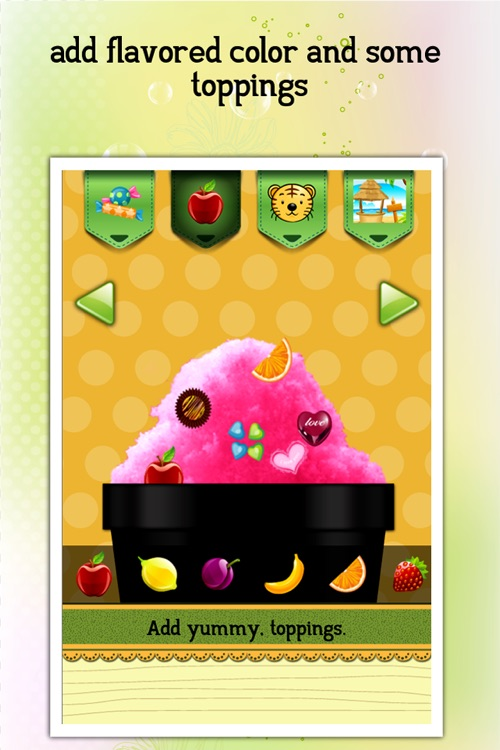 Snow Cone Maker Lite screenshot-3