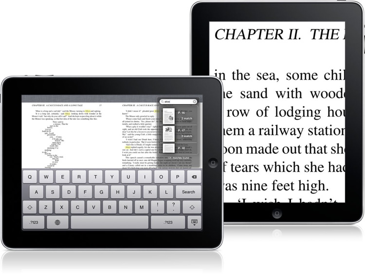 PDF/Comic Reader Bookman Pro for iPad screenshot-4