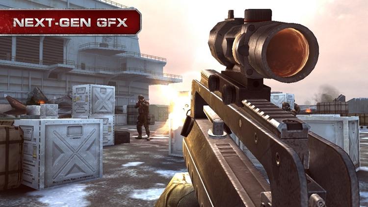 Modern Combat 3: Fallen Nation screenshot-3