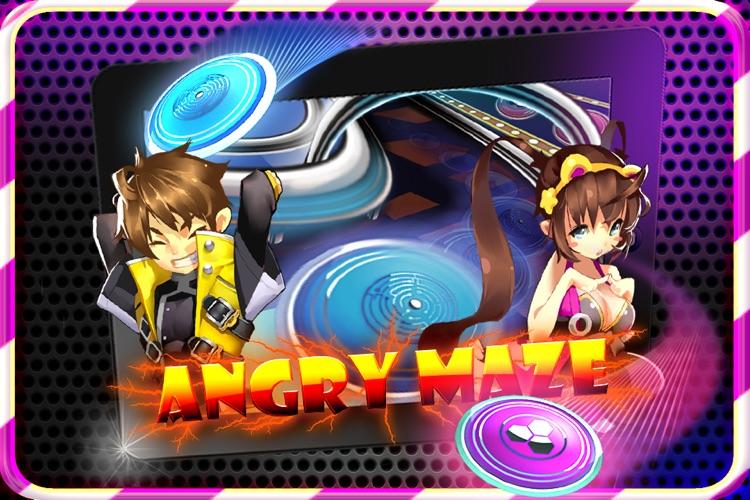 Angry Maze