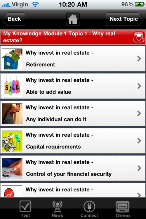 My Knowledge : Real Estate Investar