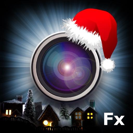 PhotoJus Christmas FX - Pic Effect for Instagram iOS App