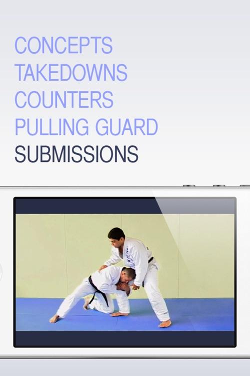 BJJ Stand Up Game - Andre Galvao Jiu Jitsu Vol 1 screenshot-3