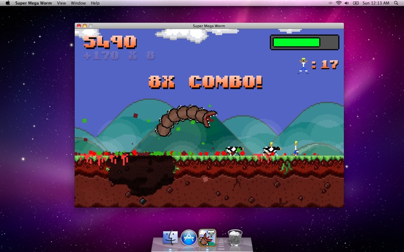 Super Mega Worm – À vous de semer la terreur-capture-1
