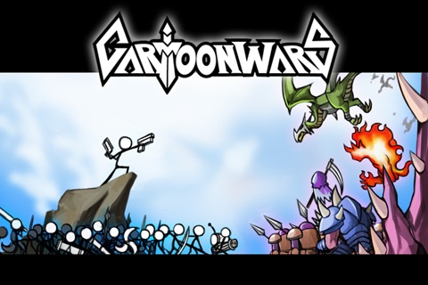 Cartoon Wars Lite Screenshot
