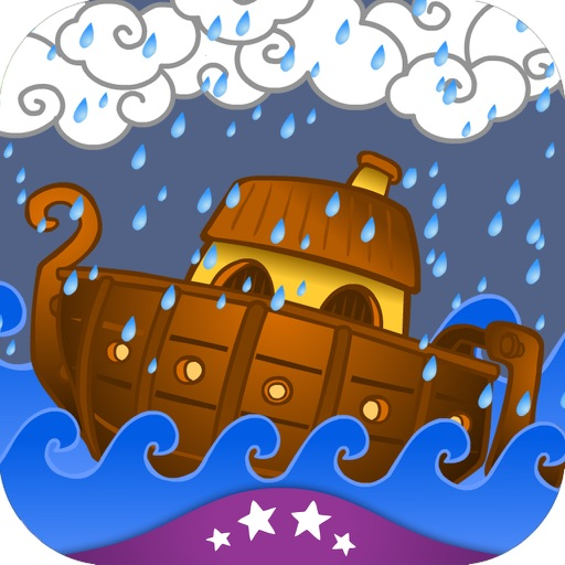 Noah's Ark- PlayTales Story Book icon