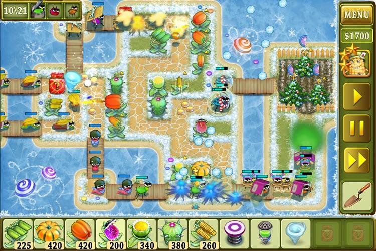 Garden Rescue Christmas edition free