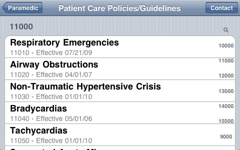 ICEMA Paramedic screenshot-2