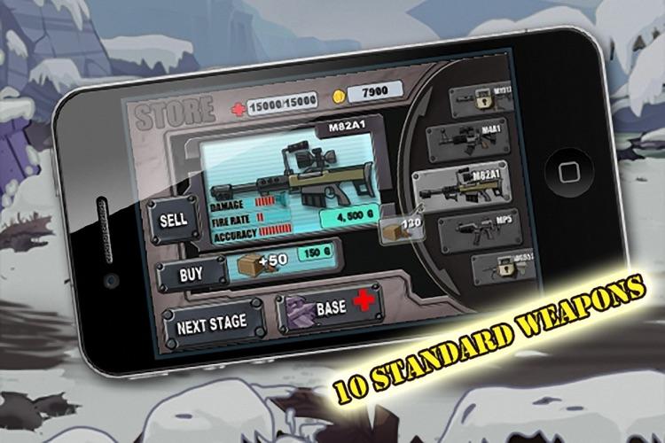 Coastal Super-Combat screenshot-3