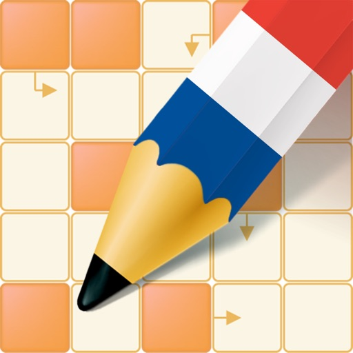 Learn French with Crossword Puzzles icon