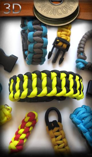 Paracord 3D: Animated Paracord Instructionsのおすすめ画像1