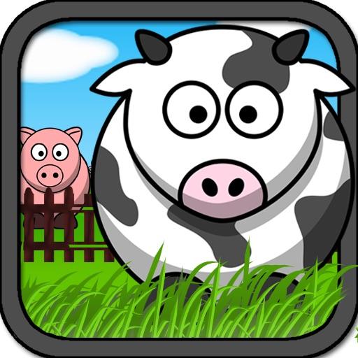 Moo Tac Toe - Animal Tic Tac Toe for Kids!