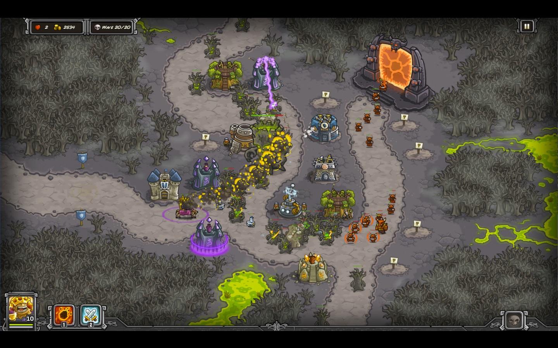 YouTube Kingdom Rush HD by Ironhide SA