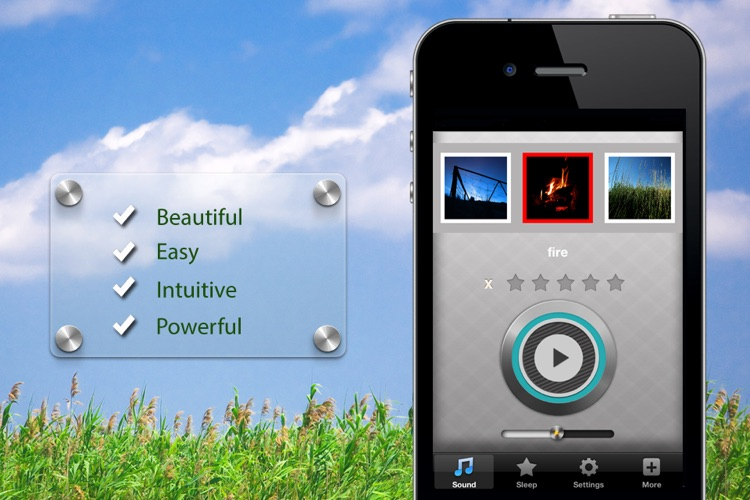 White Noise and Nature Sounds screenshot-3