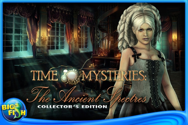 Time Mysteries 2: The Ancient Spectres Collector's Edition (Full)