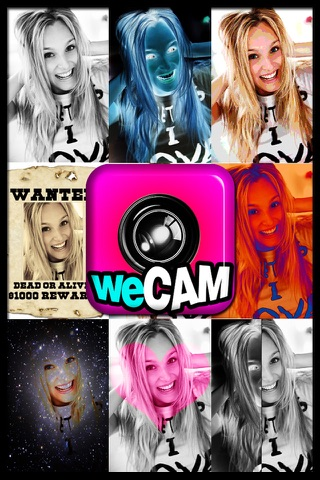 weCAM screenshot one