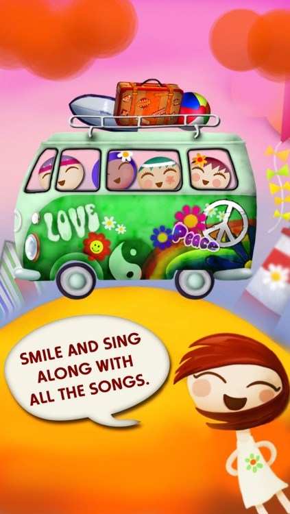Kids Song Machine FREE screenshot-3