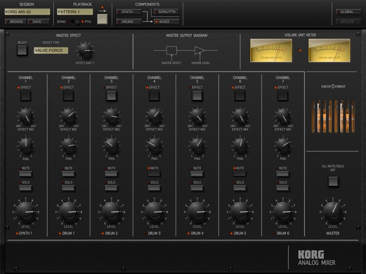 KORG iMS-20 screenshot-4