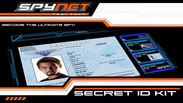 Spy kit app for android