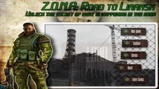 Z.O.N.A: Road to Limansk HD Liteのおすすめ画像1