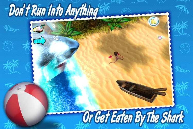 Tsunami Run - The Adventure Running Game screenshot-4